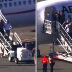 飛金山班機改降屋崙 停機坪苦候3小時  2乘客發火被拘