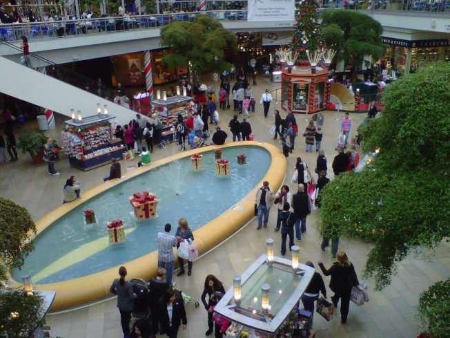 圖為Paramus Park購物中心。(臉書官網)