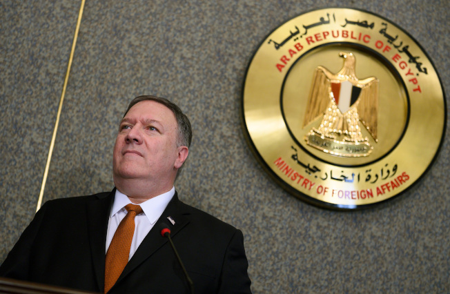 國務卿龐培歐(Mike Pompeo)。Getty Images