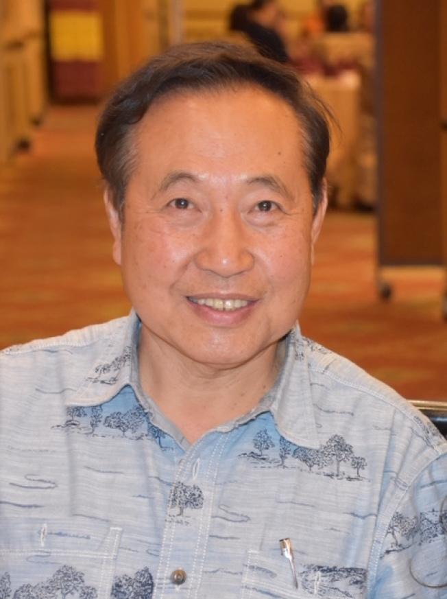 陳耀華表示,民進黨要修改官校校歌,一是破壞團結,二不尊重歷史。(本報檔案照)