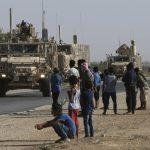 美啟動敘利亞撤軍 部分裝備撤離