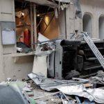 巴黎市區爆炸起火 居民疑為地震或恐攻