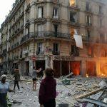 法國巴黎氣爆釀50傷 2名消防員殉職