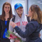 沙國逃家少女抵多倫多 外長讚揚勇敢新加拿大人