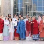 【年節展】南加漢服協會 傳遞文化特色