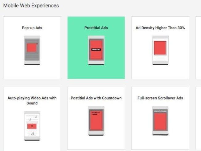 谷歌宣布Chrome广告阻挡政策适用全球
