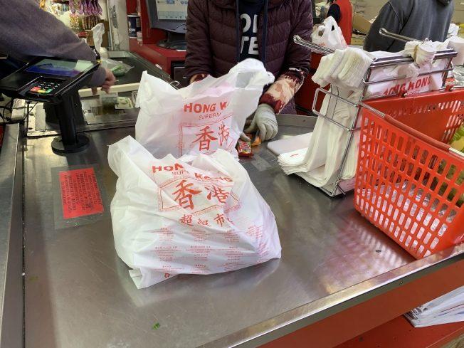 紐約州禁一次性塑膠袋 推動立法