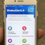 手機地震預警系統 加州部分地方卻仍然落後