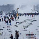 〈圖輯〉新年首雪 大華府幾停擺 周末將迎今冬第三場雪