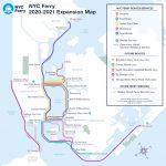 紐約市渡輪再擴建  2020年通行五大區