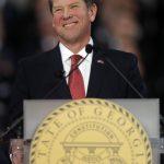 坎普就任喬州州長 籲州民團結 強調為所有州民奮鬥
