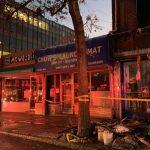 貝賽火警 店家遭殃 亞裔男子重傷