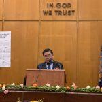 首位民選中國新移民法官 李昌永宣誓就職