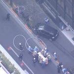 日本79歲老翁駕車衝上人行道 東京鬧區7傷