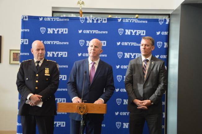 紐約市警準備迎來首位女性領導者。(本報檔案照)