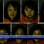 法拉盛2華女 南卡賣淫被捕