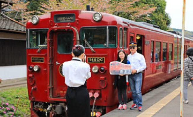 九州10「觀光列車」超人氣 鐵道迷瘋狂!