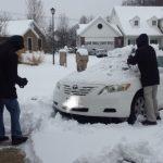 新一波暴風雪午後來襲 芝城將降8吋雪 最高風速35哩