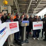 紐約市主計長斯靜格批長島鐵路票價高 倡與地鐵同價