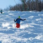 下雪了!7滑雪場 芝城出發3小時可到