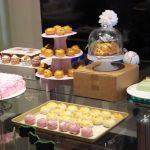 华女创办甜点 民众抢鲜试吃