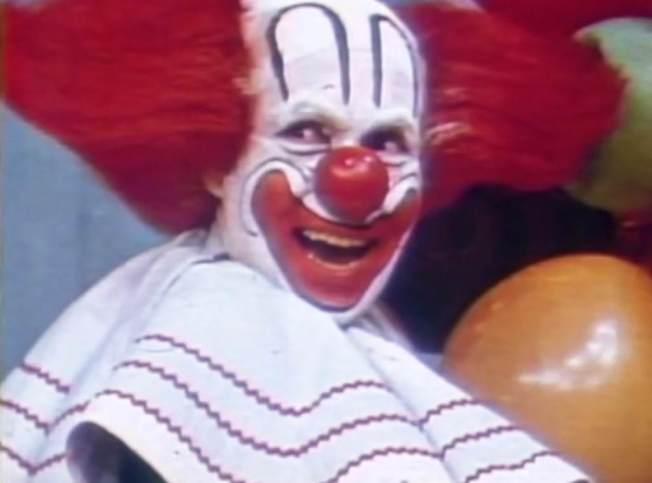 亞弗魯赫扮演的波佐小丑深植人心。(Imgur)
