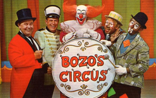 1968年的節目「波佐馬戲團」。(Wikimedia Commons)