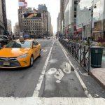 曼哈頓中城交通忙 民代籲增單車道保安全
