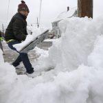 〈圖輯〉風暴侵襲15州 低溫達-40℉  出外防失溫凍傷