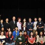 北郡中文學校演講比賽 提倡環保意識
