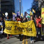 挺非裔反歧視 華裔也組隊遊行