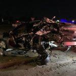 追尾車禍 撞出3童未繫安全帶