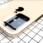 新iPhone 小劉海、3顆後鏡頭