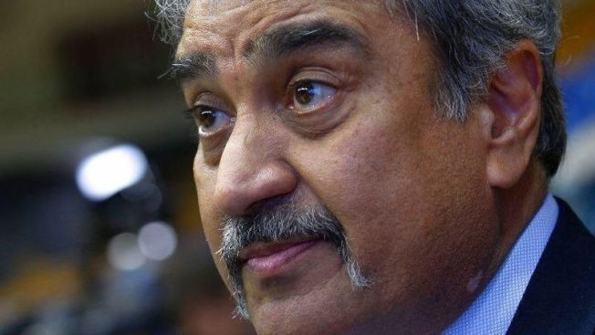 聖地牙哥加大校長普拉蒂霍斯拉面臨管理爭議。(洛杉磯時報/聖地牙哥論壇報)