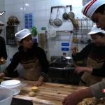 麵包有溫情 德國夫婦開「吧赫西點」助聾啞孩子