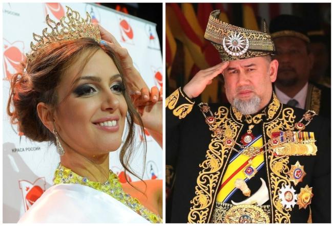 马国苏丹刚辞国王与俄选美皇后婚姻传触礁