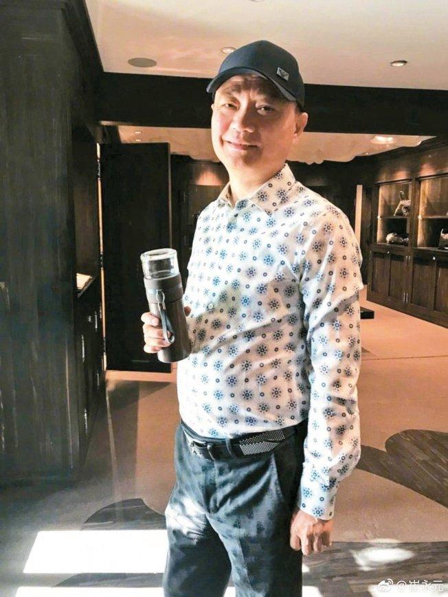 崔永元轰百度:认钱不认人性