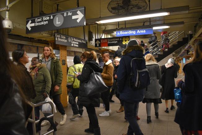 聯合廣場被視為新計畫影響最大的地鐵站之一。(記者顏嘉瑩/攝影)
