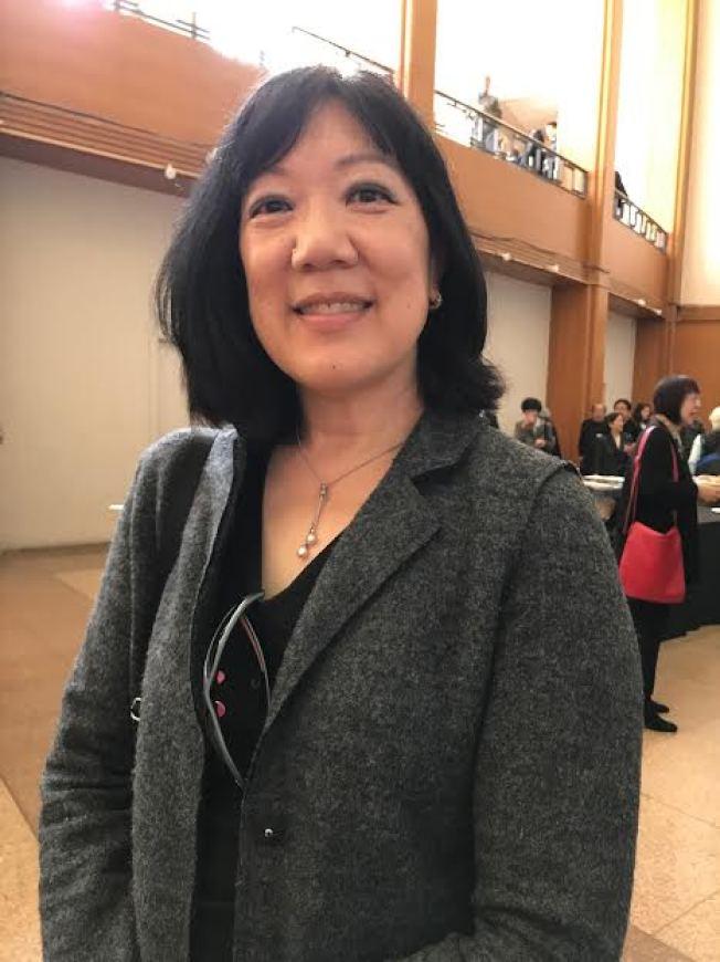 蘇榮麗認識賀錦麗20年,2003年建議她取中文名參選舊金山地方檢察長。(本報檔案照片,記者李秀蘭攝影)