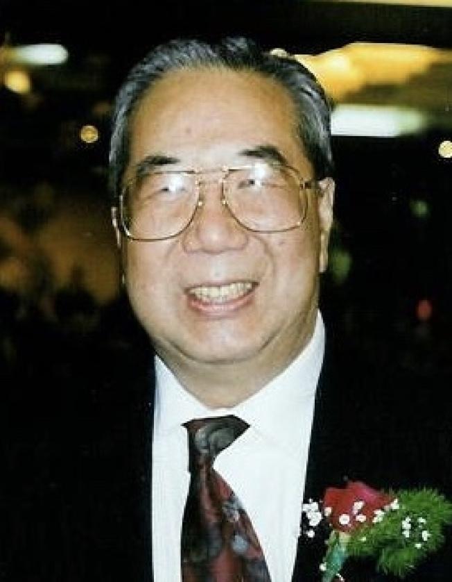 賀錦麗的官方中文名就是來自已故僑領蘇錫芬。(檔案照片)