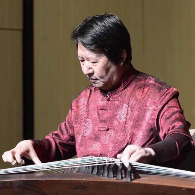趙曼琴古箏作品將在美國首演。(趙曼琴提供)