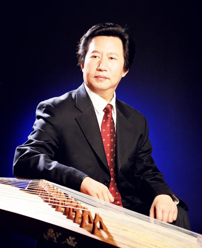 趙曼琴希望進一步推動中國傳統樂器在海外的發展。(趙曼琴提供)