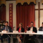 25區長候選人 華埠教育、遊民、治安等5議題「較力」