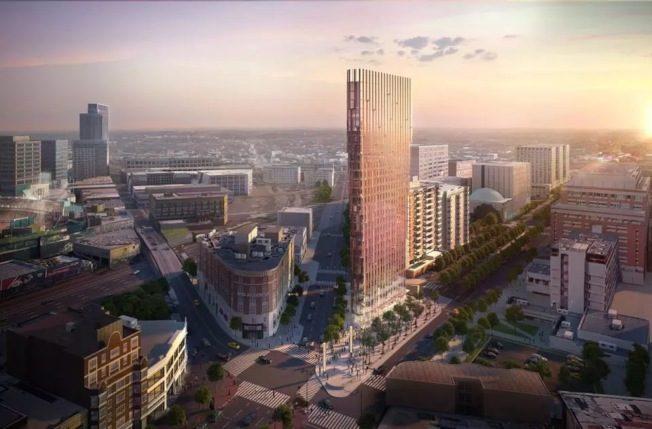 波城新酒店若開發 肯摩爾廣場將變樣
