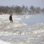 〈圖輯〉北極渦旋襲美 芝加哥如極地 這地方體感-50℉