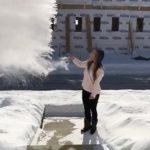 極地渦旋在美發威 芝加哥居民稱冷成「芝伯利亞」