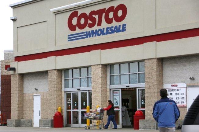 好市多(Costco)是美國人最愛採購的地方。美聯社