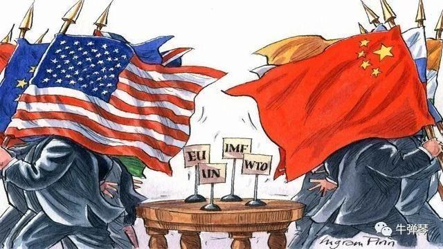 具新華社背景的微信公眾號「牛彈琴」發文指出,這次中美談判非同尋常,細節耐人尋味。 圖/取自「牛彈琴」