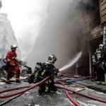 法國巴黎瓦斯氣爆釀3死47傷 其中10人命危