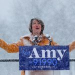 冒風雪宣布選總統!  民主黨女性柯洛布查:我是最具份量的中西部參選人